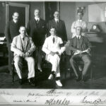 The First Federal Reserve Board (Photo: Library of Congress, Prints & Photographs Division, photograph by Harris & Ewing, LC-DIG-hec-13498)